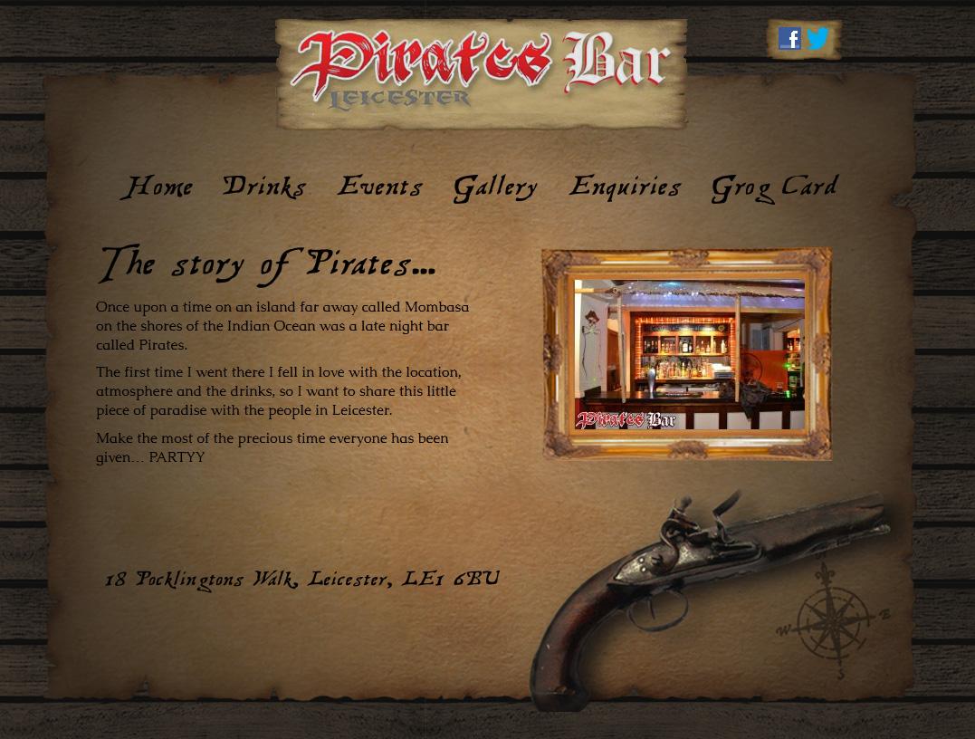 Pirates-Bar